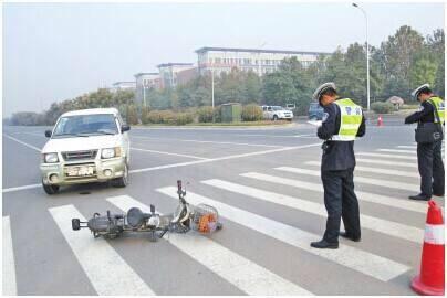 山东17市均开展轻微道路交通事故快速处理工作 未来将向农村延伸