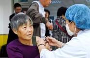 潍坊高新区80周岁及以上老人可免费接种流感疫苗 5个门诊可选
