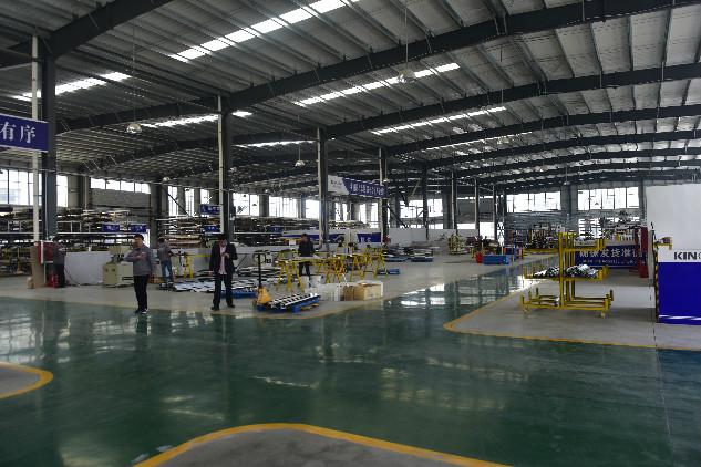 """30多家企业签约入驻临朐 致力打造""""中国门窗硅谷"""""""