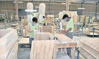 滕州一家具厂未办理环评私自开工并投入生产被罚款21万