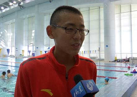 跃动齐鲁看省运·两破省运会记录 13岁小将与游泳结缘来自偶然