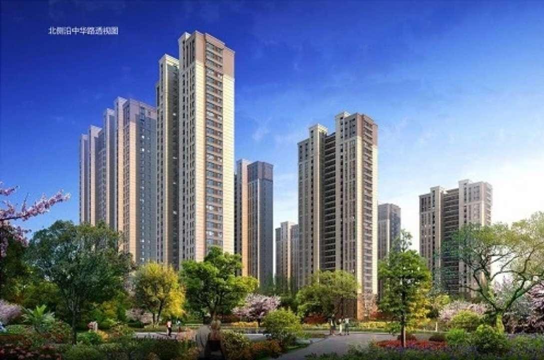 菏泽百花公园安置区规划方案发布!总建筑面积177265平方米