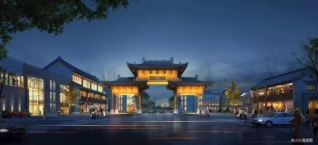 """重磅!济州古城详细规划出炉 再现明清""""运河之都""""盛世"""