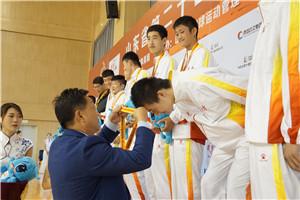 潍坊男女排球(乙组)分获 24届山东省运会冠、亚军