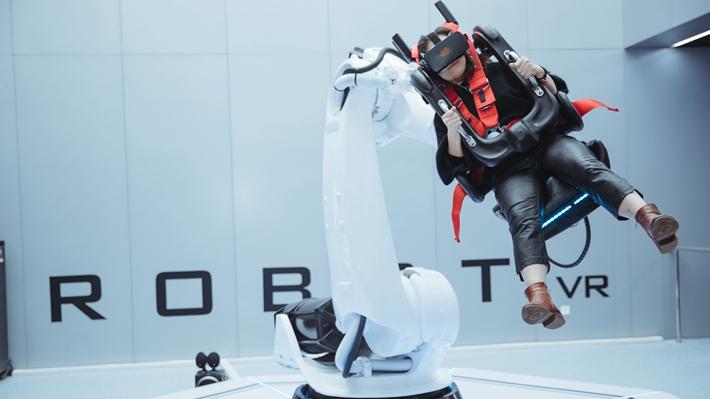 VR黑科技亮相世界VR产业大会 未来离我们还远吗?