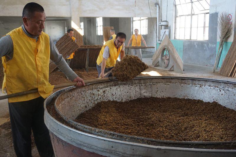 寻访孔府家:将千年文化酿成国优名酒
