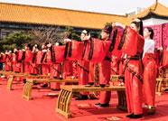 滨州市第十五届青年集体婚礼圆满礼成 18对新人为文明风尚代言