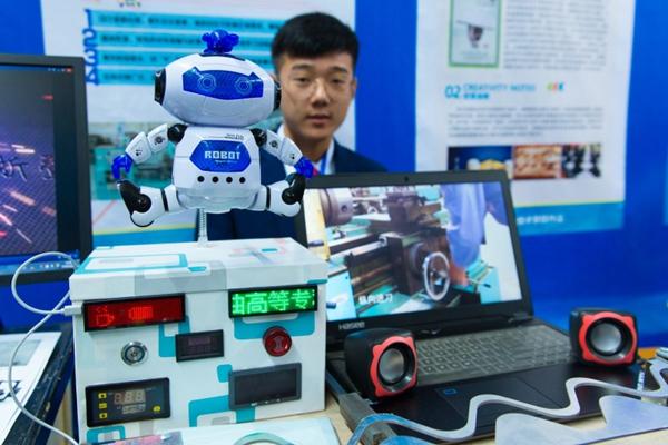 发明创新实现梦想 全国高职创新创业大赛在济宁举行