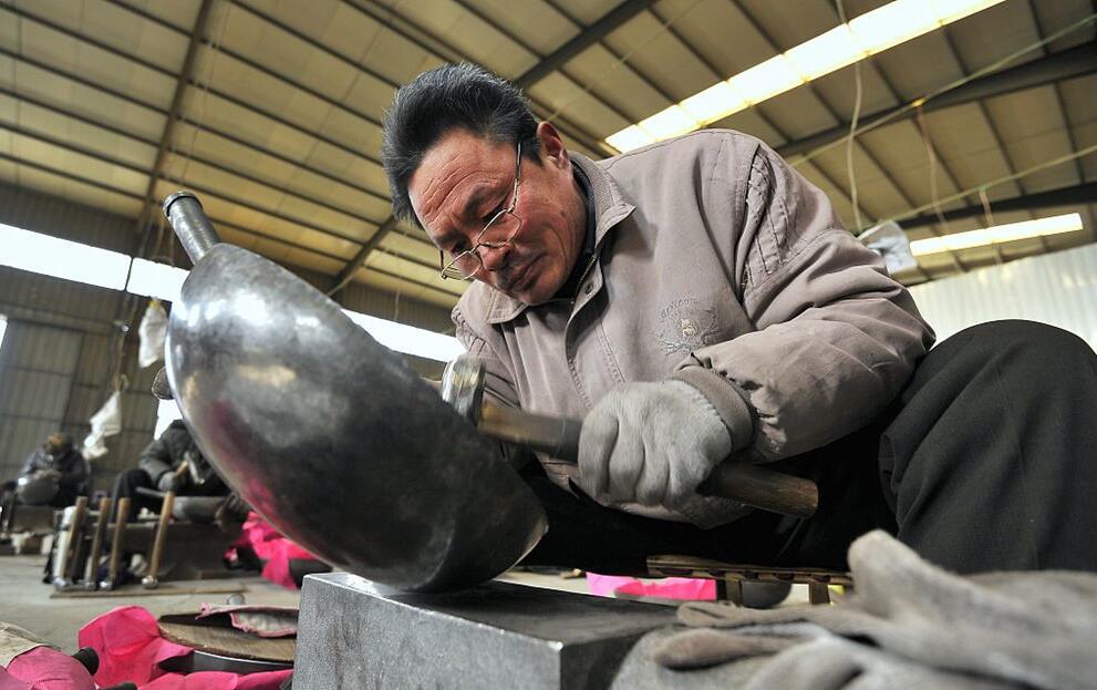 品牌山东丨章丘铁锅真的凉了吗?