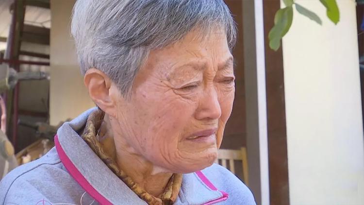 八旬台湾老兵 菏泽找到亲人!17岁离家一别就是70年