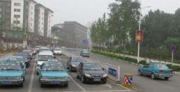道路综合改造 23日起博山珑山路将半封闭施工