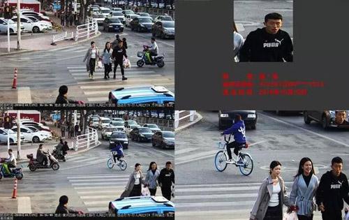 滨州行人再闯红灯就上镜了!人脸识别抓拍系统+曝光大屏已上线