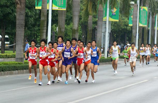 """2018""""跑游山东""""聊城半程马拉松将于11月4日开跑"""