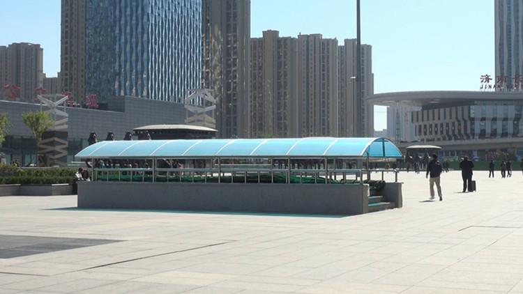 街采丨济南地铁时代即将到来 市民:盼望的心更急切了