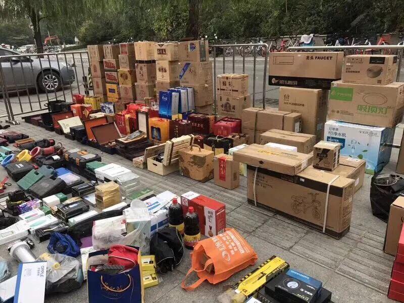 济南一男子路边拉车门行窃 两年间盗窃物品堆满地下室