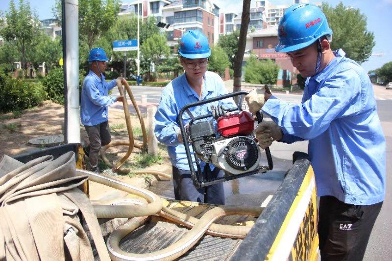 青岛市民拨打96556 供热供气问题全解决