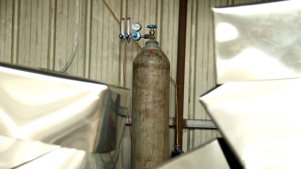 非法控制氩气市场  这个涉恶团伙被滨州公安打掉!