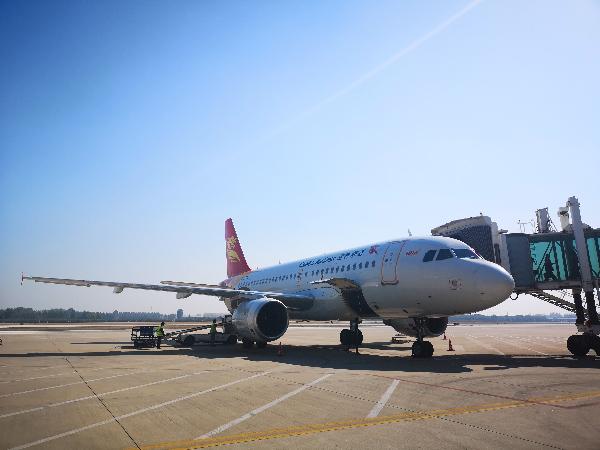 临沂国际机场开通沈阳=临沂=丽江航线 还将开通长沙、太原航线