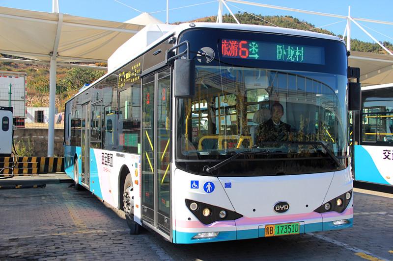 旅游5、旅游6路季节性停发 7条崂山公交执行冬季时间