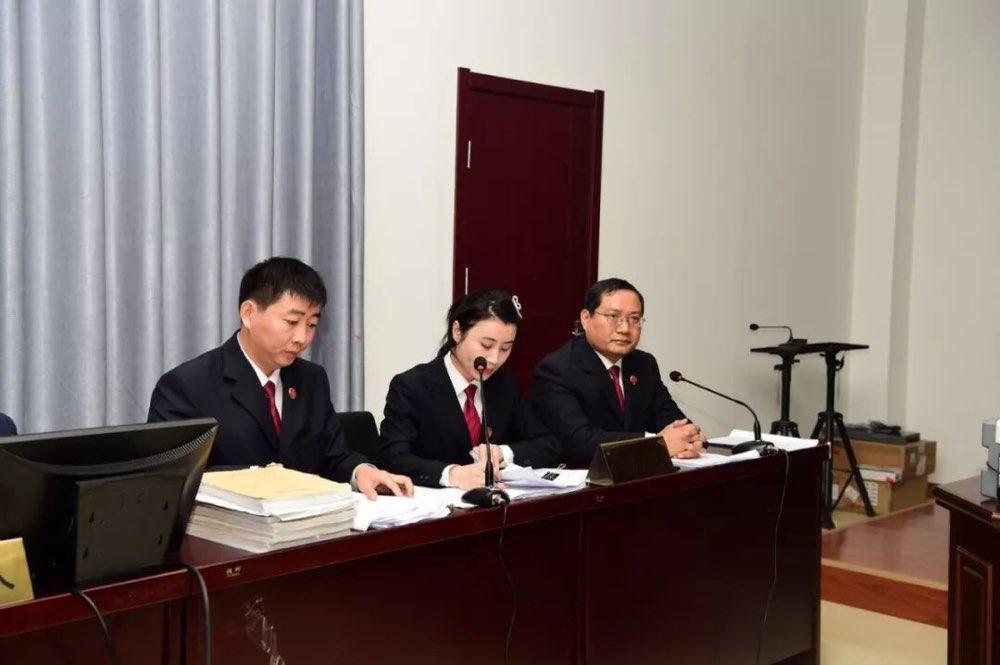 菏泽单县公诉首例恶势力犯罪案件 检察长担任公诉人