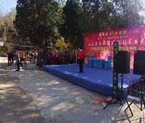农民戏剧展演走进山东乡村  近240场演出让人人享受艺术盛宴