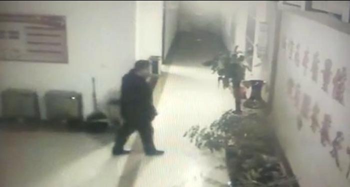 冠县一男子刚出狱十余天又偷窃 被警方迅速抓获