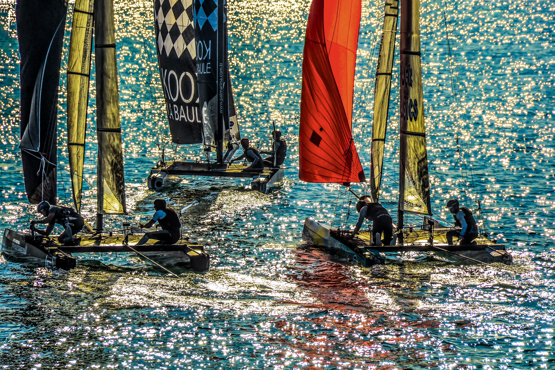 2018国际极限帆船系列赛青岛站比赛摄影大赛作品评选揭晓