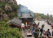 11月5日起,泰山景区范围内全面实行禁售、禁烧香纸
