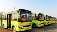 寿光新开通127公交车 途径站点有这些