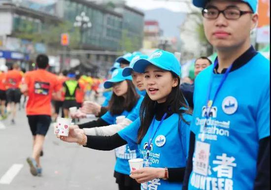 2018枣庄国际马拉松即将拉开帷幕 千余名志愿者接受培训