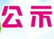 第二届邹平市文明家庭拟表彰名单公示