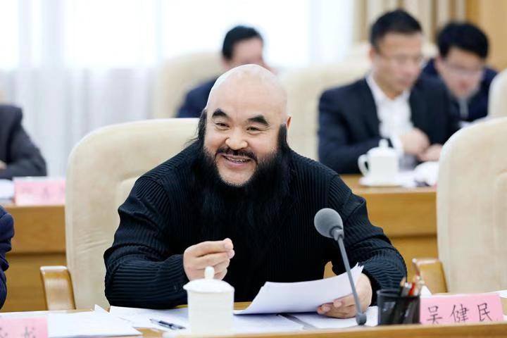 民营企业家座谈会丨吴健民:推动民营企业发展,要敢于和北上广抢人才