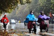 """海丽气象吧丨降雨即将抵达潍坊 气温""""先升后降""""市民注意防寒"""