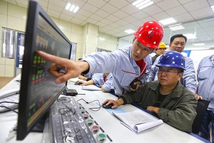 供暖倒计时!济南热电最大热电联产锅炉启动