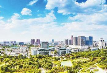 淄博高新区前三季度GDP增速居全市首位