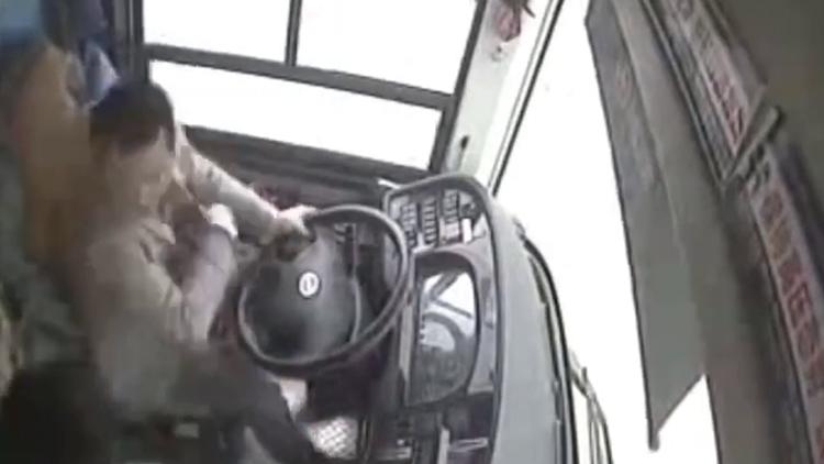 """疏解公交车驾驶员""""坏情绪"""",济南这个车队有经验"""