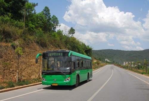 枣庄2254个行政村实现村村通公交