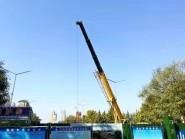 潍坊福寿街和长松路施工有了新进展 七中门口禁行至12月
