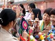 非遗展演、百余种鲁南苏北特色小吃...临沂郯城小吃文化节开幕