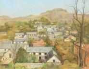 油画原来可以这么美!潍坊籍80后画家免费向市民展出70幅精美油画