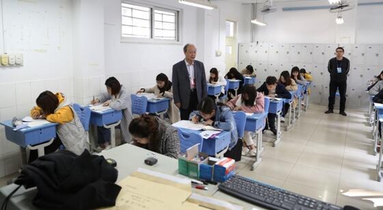 首次突破50万!山东2018年下半年中小学教师资格考试(笔试)今天举行