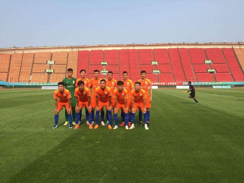 成源周海滨破门,鲁能预备队2-1逆转胜亚泰