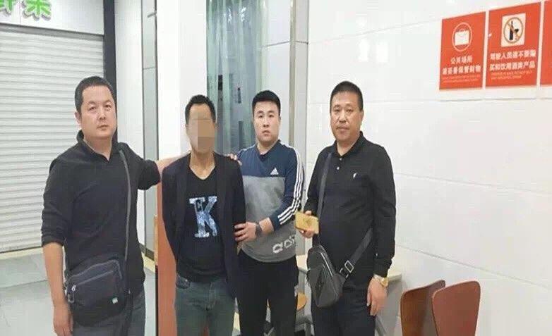 滨州潜逃18年的杀人犯落网:听到乡音后没有反抗,低下了头