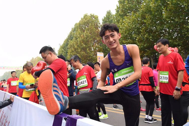 预备!2018枣庄国际马拉松赛即将鸣枪开跑