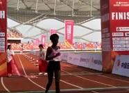 12秒|撞线瞬间!2018枣庄国际马拉松女子全程三甲出炉!