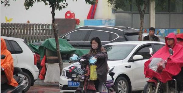 海丽气象吧|枣庄本周降雨降温齐发力 最低气温仅3℃