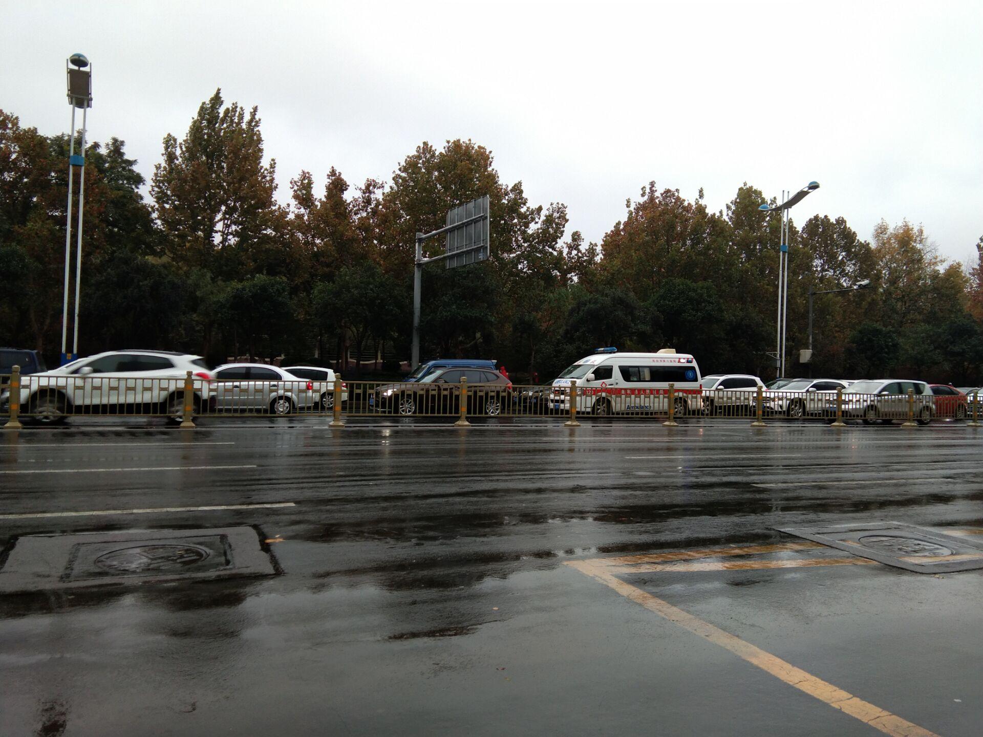 海丽气象吧丨山东:降雨导致道路变堵 烟台栖霞发布大雾预警