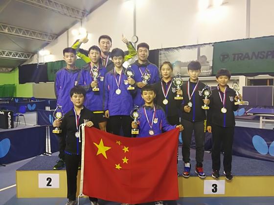 斯洛伐克公开赛圆满结束 鲁能乒乓俱乐部收获四金两银三铜