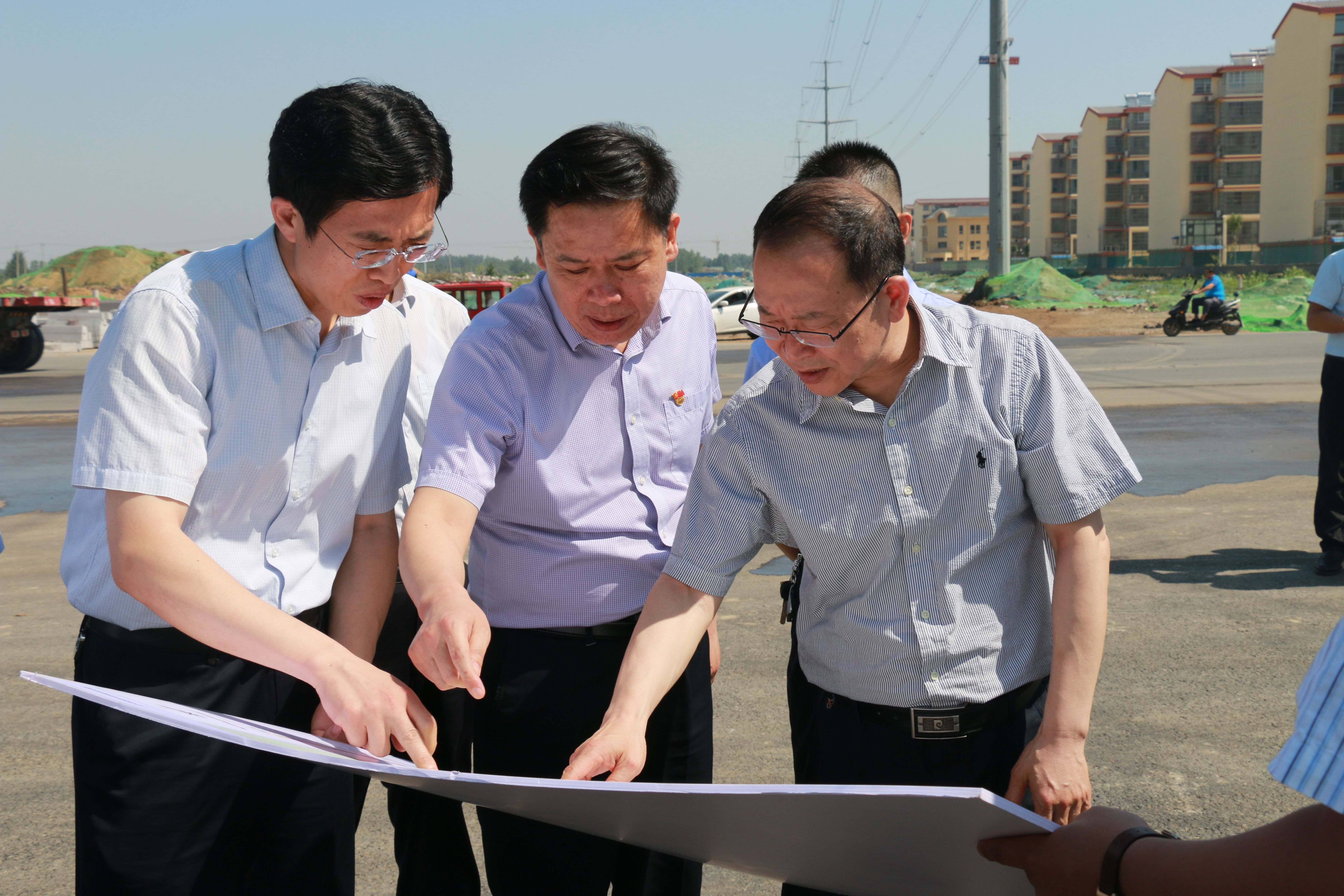 追记新时代乡镇党委书记楷模许步忠:能挑重担子 能啃硬骨头