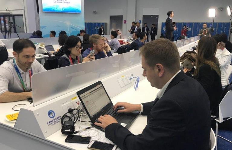 """首届中国国际进口博览会在上海开幕 山东组建31个采购分团""""买买买"""""""